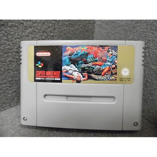 Street Fighter II   (SNES - PAL)
