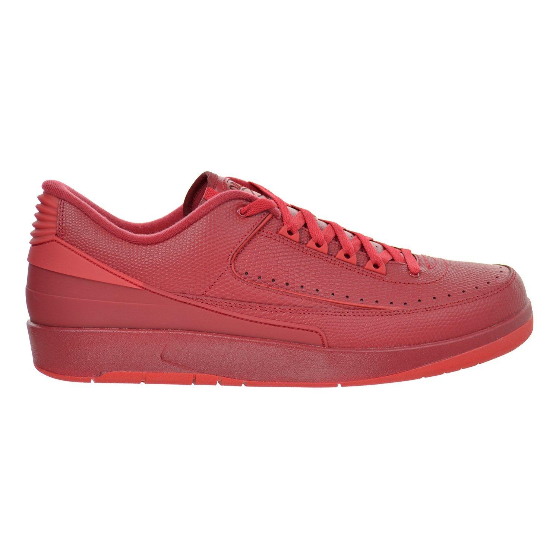 Gym rot, University rot-hypr Trq Nike Herren Air Jordan 2 Retro Low Basketballschuhe