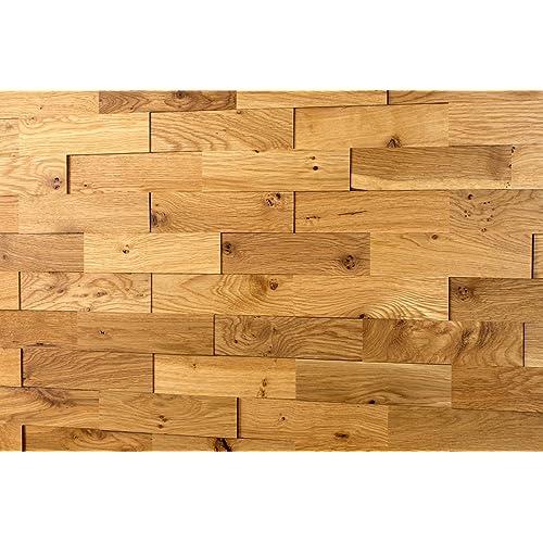 Decoracion madera pared - Panel decorativo cocina ...