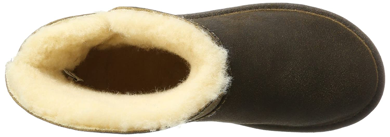 BEARPAW Women's Margaery Fashion Boot B06XRGXFK6 9 B(M) US|Chestnut Distressed
