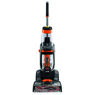BISSELL ProHeat 2X Revolution Pet Full Size Upright Carpet Cleaner and Shampooer with Antibacterial Spot & Stain Remover, 1548