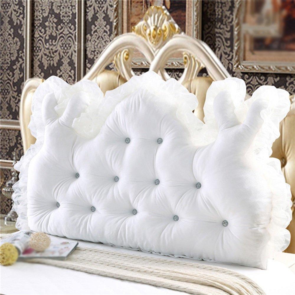LJHA Cuscino del Cuscino del Letto del Cuscino di Abbraccio Cuscino Multifunzionale del Cuscino di colore Puro del Cuscino (colore   C, Dimensioni   1.2M)