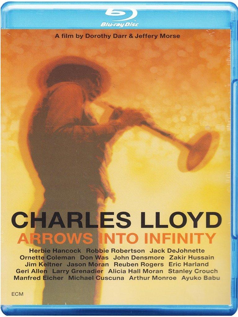 Blu-ray : Charles Lloyd - Arrows Into Infinity (Blu-ray)