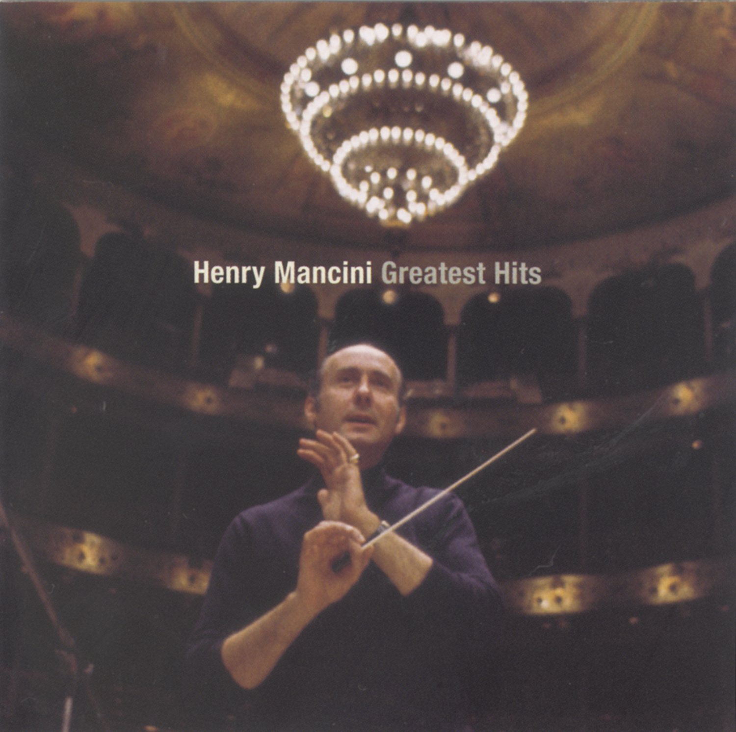 CD : Henry Mancini - Greatest Hits (CD)