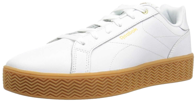 Blanc or Metallic Gum Reebok Femmes Chaussures Athlétiques 43 EU