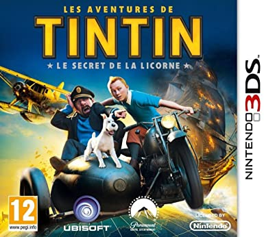 tintin et le secret de la licorne pc