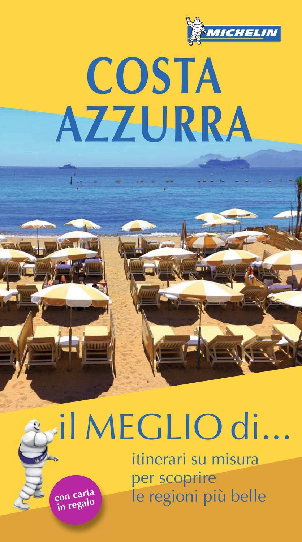 Cartina Stradale Costa Azzurra.Gv We Ita Il Meglio Di Costa Azzurra Guides Verts Week End 32600 French Edition 9782067176454 Amazon Com Books
