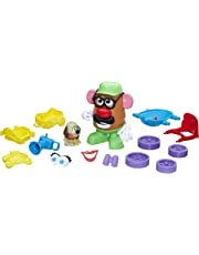 PLAYSKOOL Friends - Mr Potato Head Mash Mobiles - 2 Potato Bodies & Vehicle Playset - Kids Toys - Ages 2+