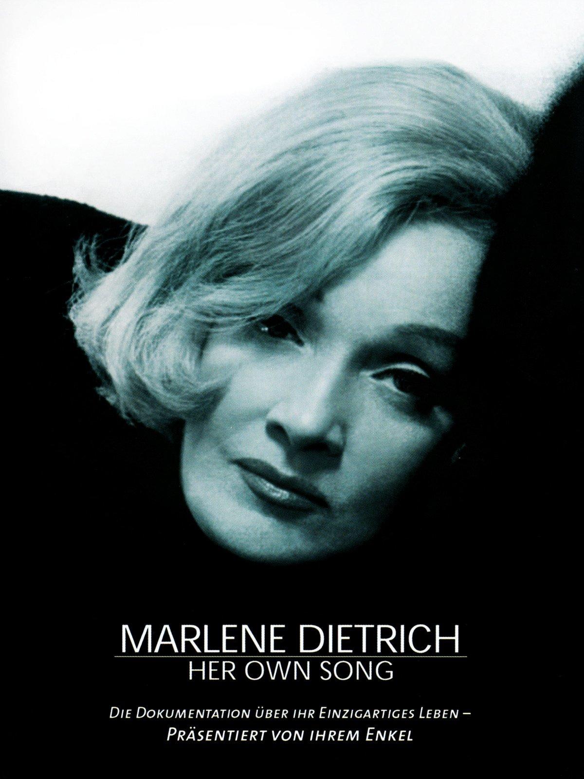 Amazon.de: Marlene Dietrich - Her own song ansehen | Prime Video