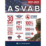 ASVAB Study Guide: Spire Study System & ASVAB Test Prep Guide with ASVAB Practice Test Review Questions for the Armed Service