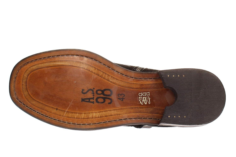 A.S.98 A.S.98 A.S.98 326215-101 - Herren Schuhe Stiefel Stiefel - 6002-schwarz-schwarz afc87f