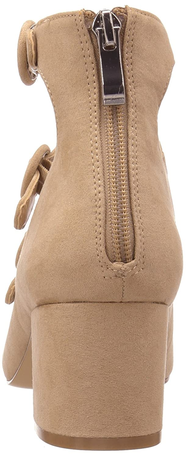 Style by Frauen Charles David Frauen by Pumps Beige 5fec5e