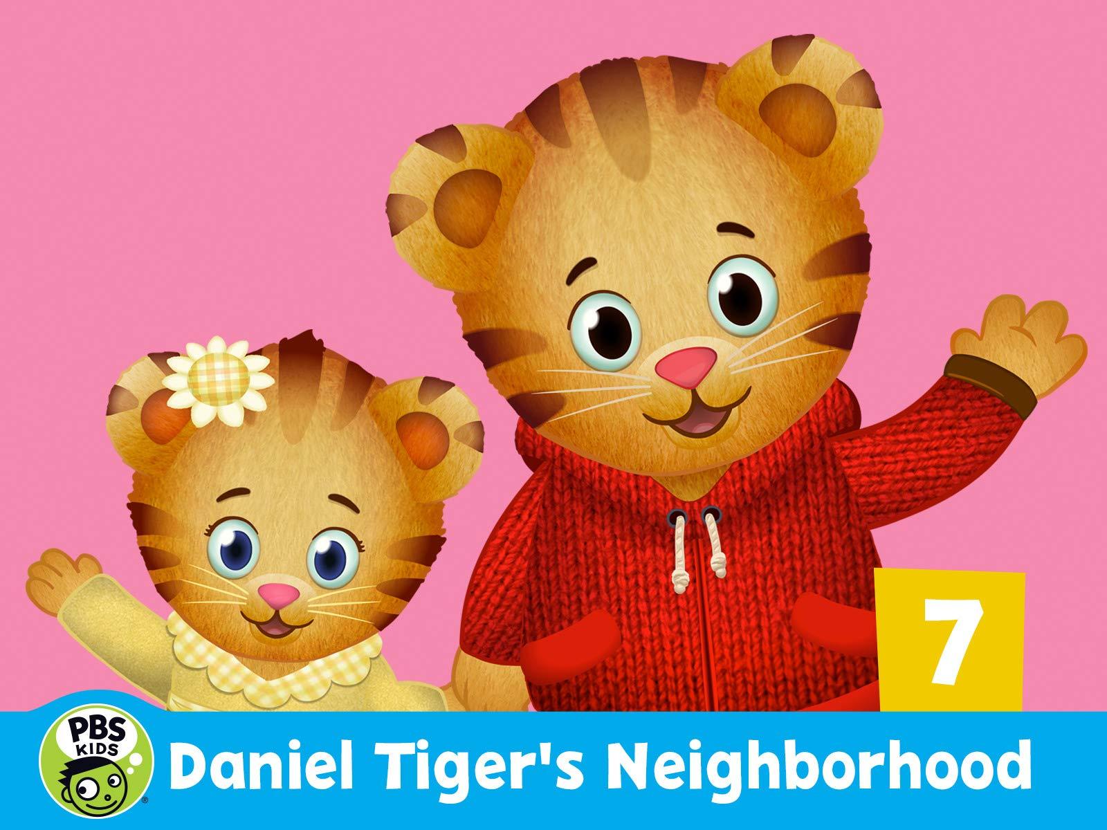 Amazoncom Watch Daniel Tigers Neighborhood Season 7 Prime Video