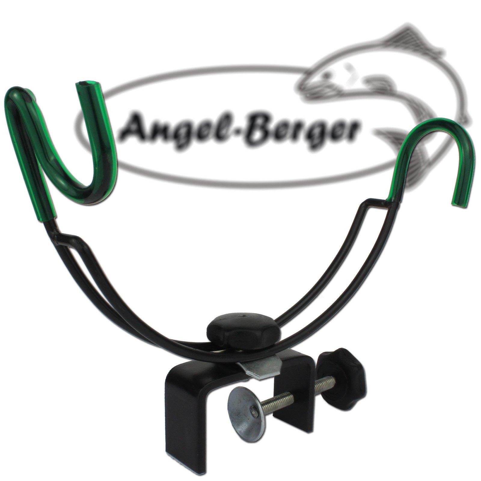 Angel Berger 3er Bootsrutenhalter
