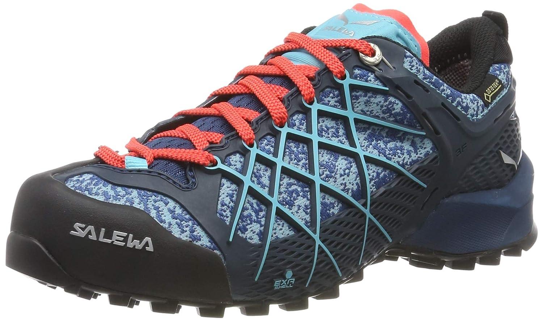 Bleu (Poseidon   Capri 8964) 42 EU Salewa WS Wildfire GTX, Chaussures de Randonnée Basses Femme
