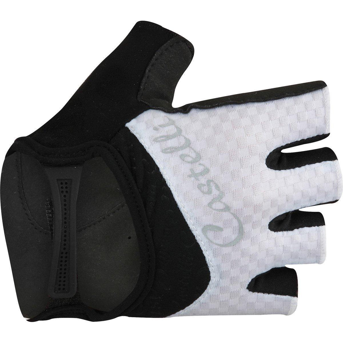 Castelli Arenberg Gel Lady schwarz Handschuhe weiß-schwarz 2015