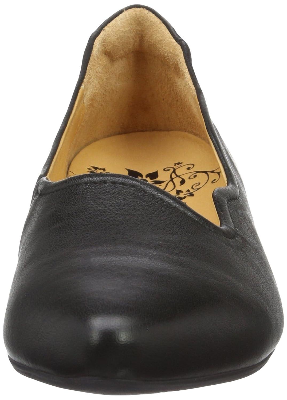 Damen Imma Geschlossene Ballerinas Schwarz 00) (Schwarz 00) Schwarz 5b8f95