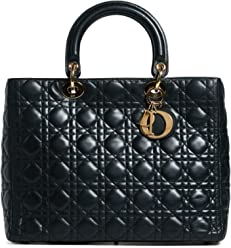 What Goes Around Comes Around Women s Dior Lady Dior Bag 4243c71dbb9f2