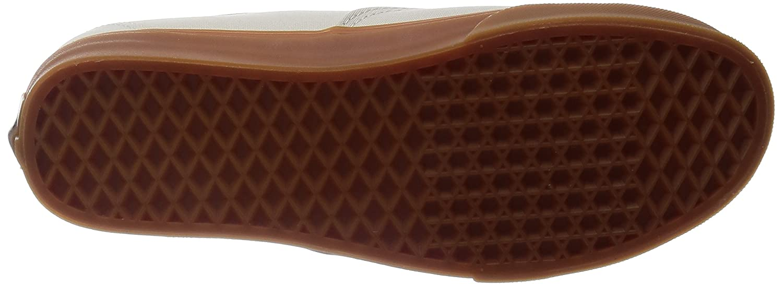Vans Vans Vans Hombres Authentic Slim Fashion Sneakers Braun 27c1de