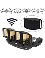 Threeking Foldable Parabolic Signal Booster Range Extender Antenna Extender Compatible for DJI Mavic Pro/Mavic 2 Pro/Mavic 2 Zoom/Spark/Mavic Air Remote Controller