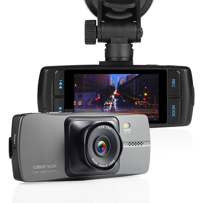 """NEXGADGET 2.7"""" Dash Cam, A88 S..."""