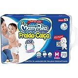 Fralda-Calça Super Seca MamyPoko Tamanho M, 76 unidades