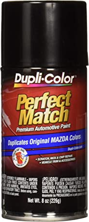 Dupli-Color EBMZ11090 Black Single Touch-Up Paint