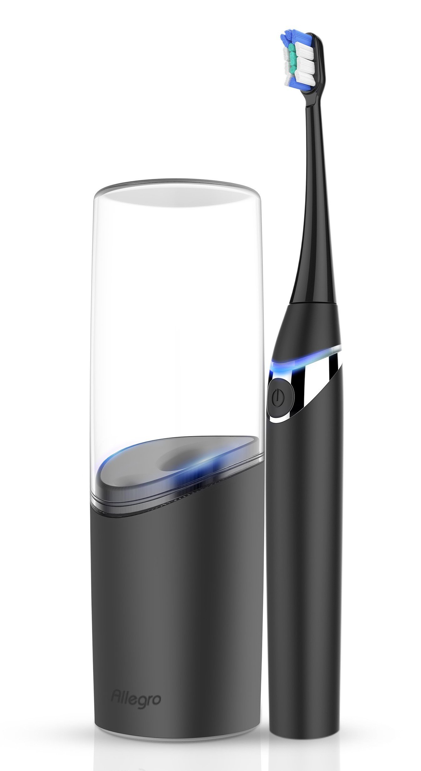 Amazon.com: Allegro Sonic Electric Toothbrush with