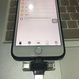 Amazon Mansa マルチカードリーダー Iphoneデータ保存 双方向でのデータコピー可能 Sdカードリーダー Usb Ios Android対応 容量不足 メモリーカードリーダライタ 高速 データ転送 写真 動画 音楽 直接転送可能 コンパクト Type C フラッシュ Iphone Ipad Android
