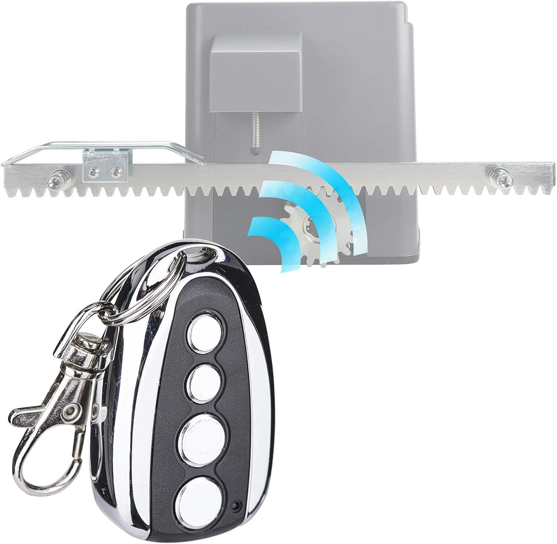 Valens 200W Elektrischer Schiebetorantrieb Tor/öffner Schiebetor Tor/öfffner Torantrieb Tor/öfffner Set Tor Antrieb Fernbedienungen bis 600kg
