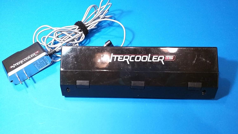 Nyko Intercooler TS - cajas de video juegos y accesorios (Negro): Amazon.es: Videojuegos