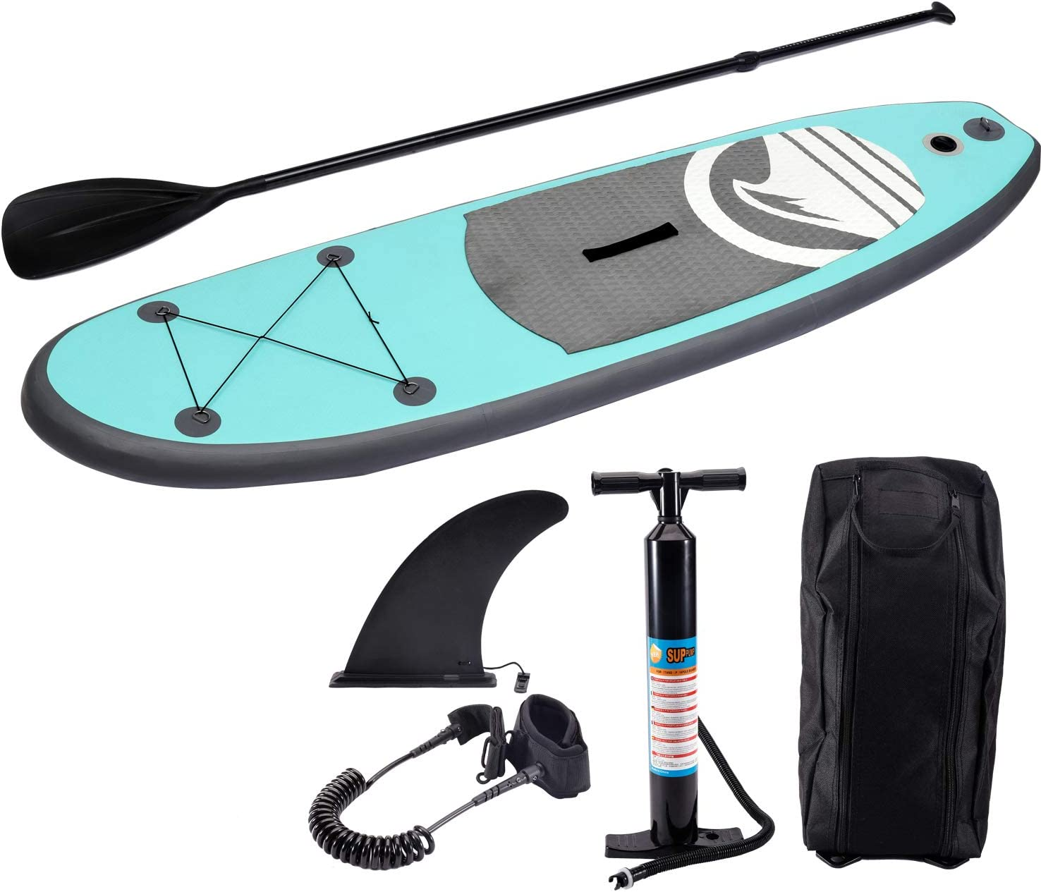 Wistar Inflatable Stand-up Paddle Board