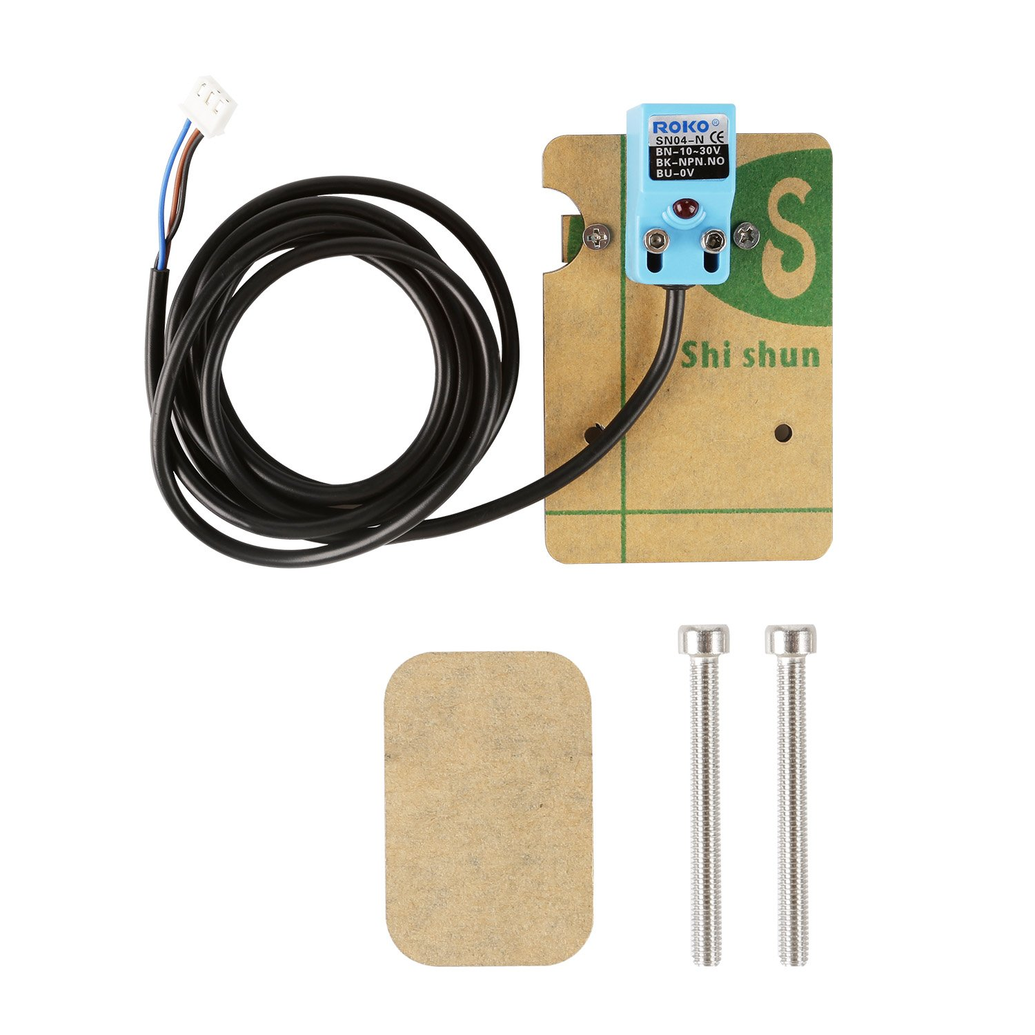 SAINSMART Auto Leveling Position Sensor for Anet A8 DIY i3 3D Printer RepRap Includes Mounting Plate and Screws