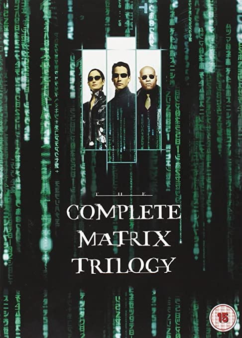Complete Matrix Trilogy [Blu-ray] [Reino Unido]: Amazon.es: Matrix: Cine y Series TV