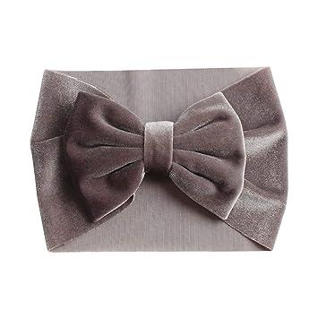 Floppy bow headband