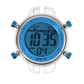 Unisex watch RELOJ WATX DIGITAL COLORS AZUL RWA1004