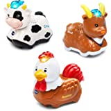 VTech Go! Go! Smart Animals - Petting Zoo Animals 3-pack - Special Edition