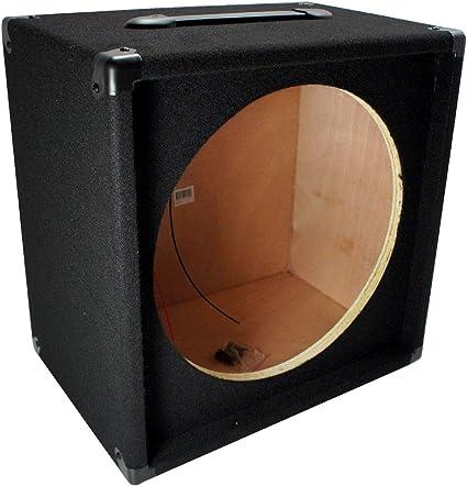 "Electric Guitar 8X85 Empty 85"" Speaker Carpet Cabinet Enclosure Box 8/8""  Jack"