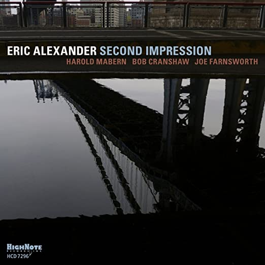Eric Alexander - Second Impression cover