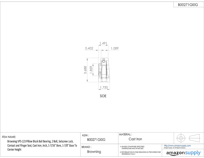 Winco 14NXF5//A DIN71802 Ball Joint M14 x 1.5 Tapped Right Hand Thread J.W 28 mm Thread Length M14 x 1.5 Threaded Shank 19 mm Diameter