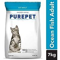 Pure Pet Ocean Fish Adult Cat Food, 7kg