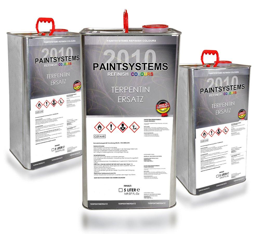 Terpentin Ersatz 3 x 5l Paintsystems GmbH