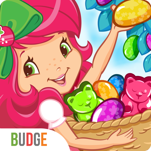 Strawberry Shortcake Candy Garden (Best Garden Design App Android)