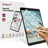 BERSEM[2 Pack]Paperfeel iPad 9.7 Screen Protector, iPad screen protector 9.7 Matte PET Film for Drawing Anti-Glare and…