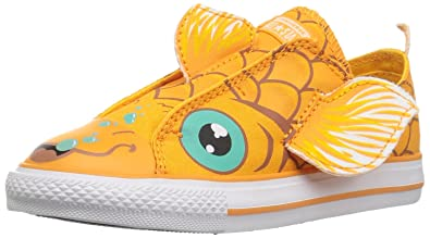 a9a141ef16b2a0 Converse Boys  Chuck Taylor All Star Creatures Low Top Sneaker