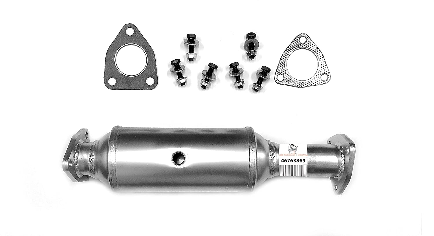 TED Direct-Fit Catalytic Converters Fits 99-03 Acura TL//TL S//01-03 CL//CL S 3.2L//98-02 Accord//99-04 Odyssey 3.0L