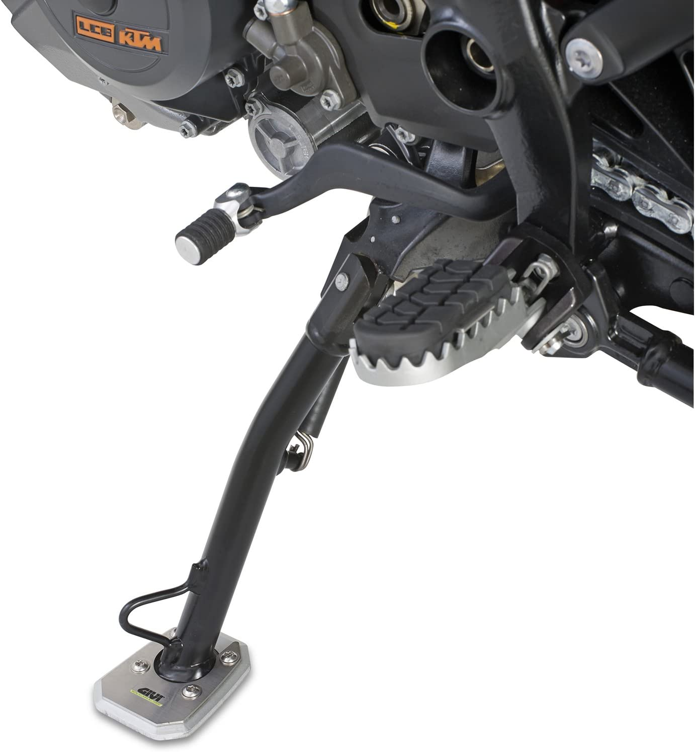 GIVI Es4103 Side Stand Foot Enlarger for Kawasaki Versys 650