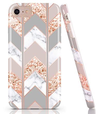 Amazon.com: BAISRKE - Carcasa de silicona para iPhone 8 ...