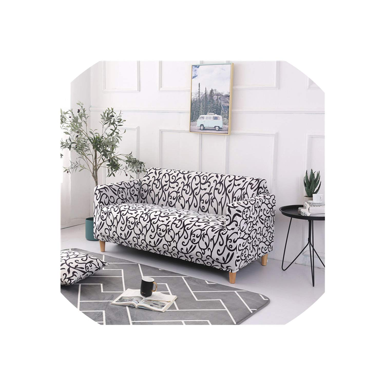 Amazon.com: Modern Elastic Sofa Cover Tight Wrap All ...