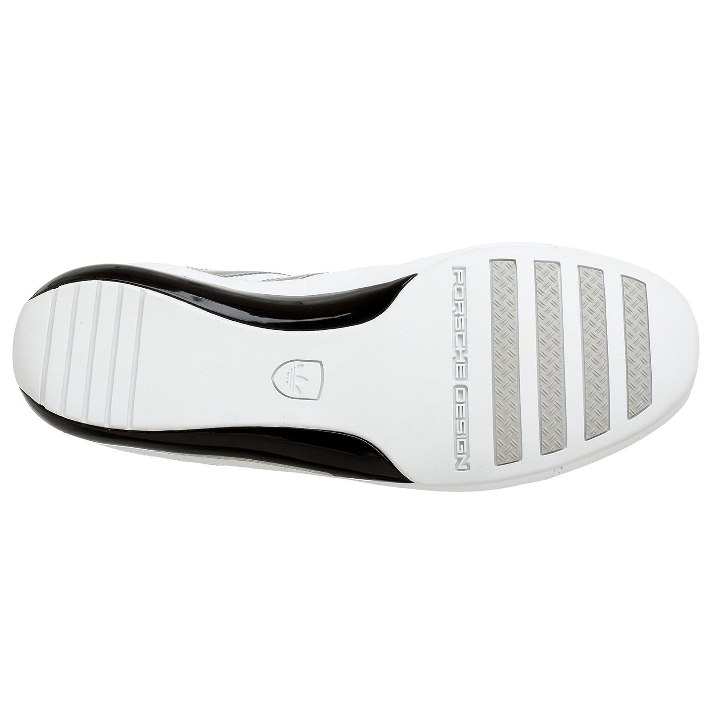 newest collection f97a8 c79e7 Amazon.com   adidas Originals Men s Porsche Design S2 Sneaker, White White  Silver, 4.5 M   Fashion Sneakers